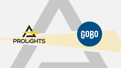 GOBO A/S takes over PROLIGHTS products distribution for Sweden