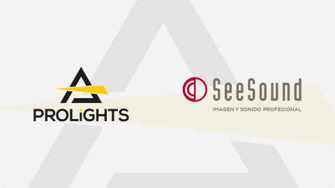 PROLIGHTS appoints SEESOUND as new distributor for Spain