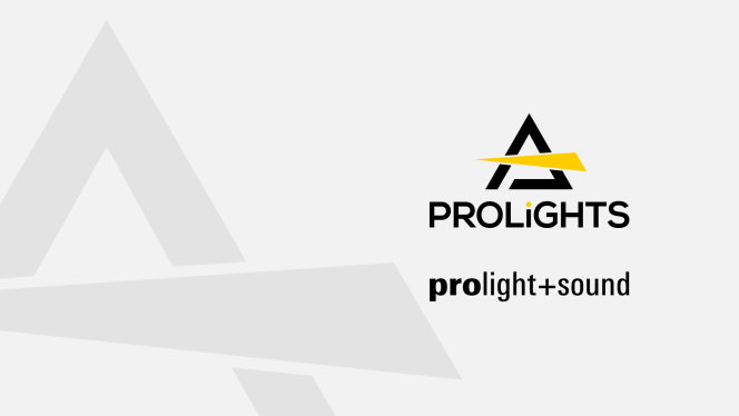 PROLIGHTS cancels its partecipation at Prolight+Sound 2020
