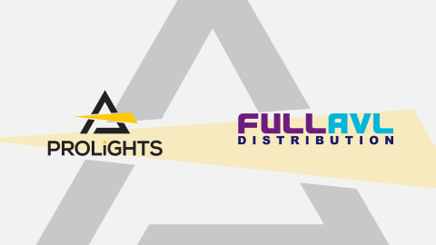 PROLIGHTS announces FULL AVL new distributor in The Netherlands