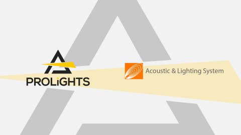 PROLIGHTS extends Asian reach with Acoustic & Lighting Systems