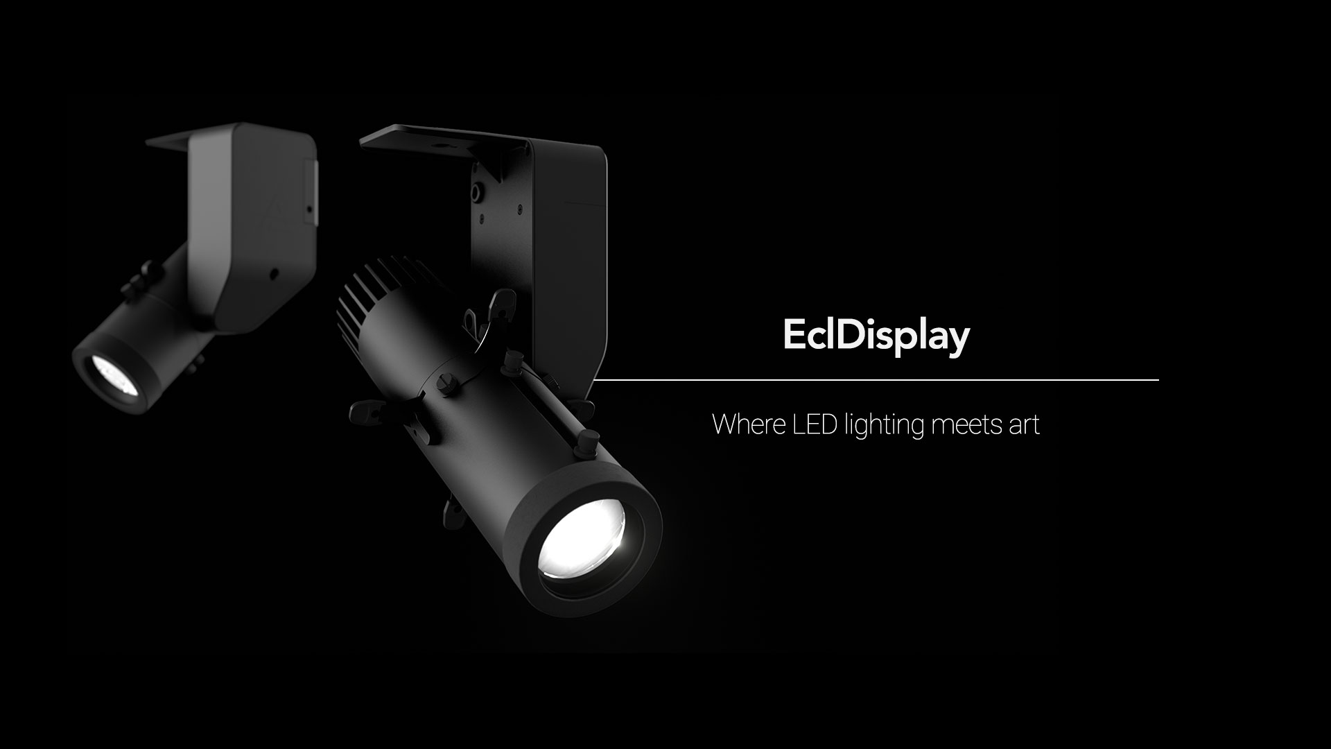 Prolights EclDisplay - Where LED Lighting meets Art